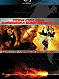 Mission Impossible: Ultimate Missions Collection (Mission Impossible / Mission Impossible II / Mission Impossible III) [Blu-ray]
