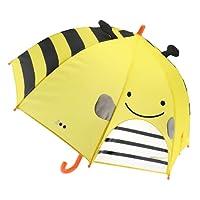 IPOTCH Parapluie pour Enfants, Parapluie pour Garçon et Fille avec Oreilles 3D
