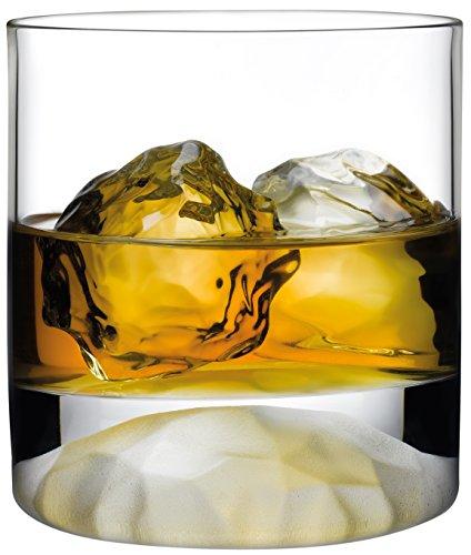 Hospitality Glass Brands 64039-004 Club 8.75 oz. Whiskey Rocks Glass (Pack of 4)