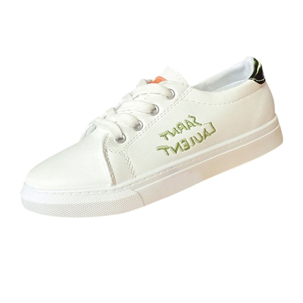 Chaussures B075R767KM Femmes, Yesmile Mode Yesmile Chaussures Femmes Solide Couleur Skate Chaussures Gym Chaussures De Course Chaussures Casual Chaussures Vert 7aa0a4c - gis9ma7le.space