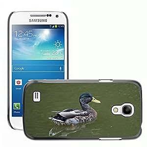 GoGoMobile Slim Protector Hard Shell Cover Case // M00118775 Duck Wildlife Bird Lake Park // Samsung Galaxy S4 Mini i9190