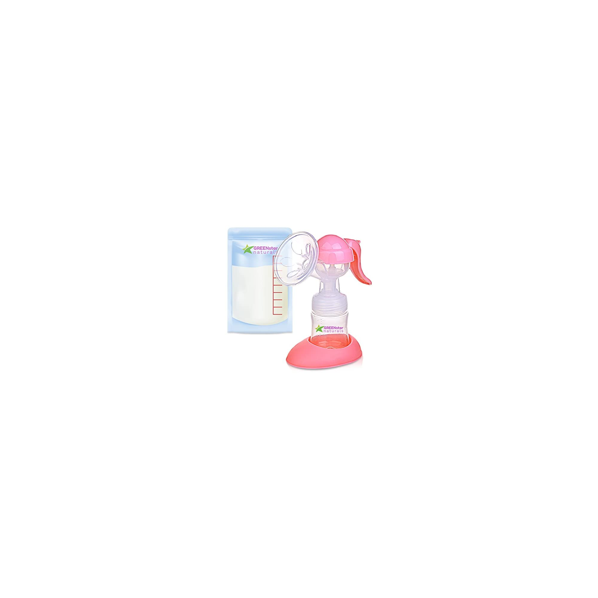 White Freezer-Safe Storage Bottles and a Built-in Rechargeable Battery Includes 24mm Flanges Ameda Mya Pro Hospital Strength Breast Pump