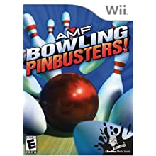 Amf Bowling Pinbusters - Nintendo Wii