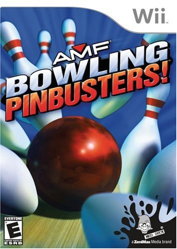 (Amf Bowling Pinbusters - Nintendo Wii)