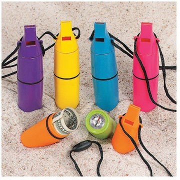 Compass Whistle Beach Containers package
