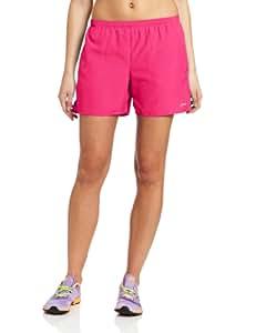 Asics Women's Core Pocketed Short, Medium, Pink Glow