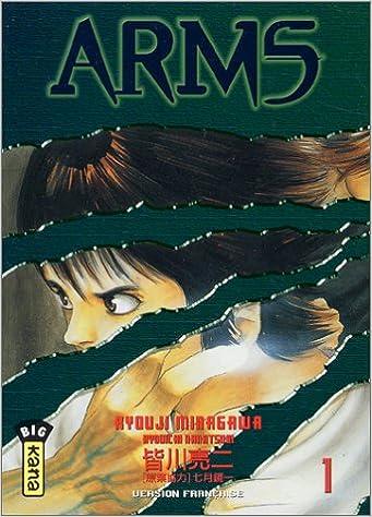 Livres Arms, tome 1 pdf ebook