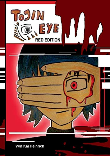 Tojin Eye Red Edition  (Tapa Blanda)