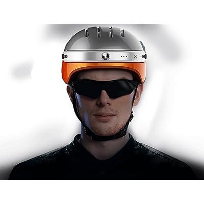 airwheel C5Casque Wi-Fi Bluetooth–Nouvelle Génération de casque–Casque de Vélo–Casque de Vélo avec caméra intégrée 2
