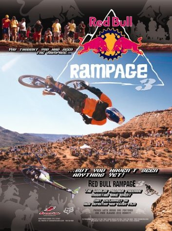 Price comparison product image Red Bull Rampage 3 ( Extreme Mountain Bikes)