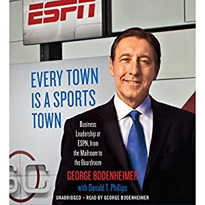Every Town Is a Sports Town Audiobook