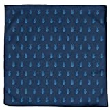Declan 12.2 Inch Microfiber Pocket Square, Handkerchief, Cleaning Cloth (Thomas - Large)