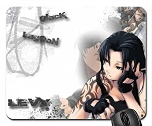 Black Lagoon - Revy Mouse Pad, Mousepad (10.2 x 8.3 x 0.12 inches)