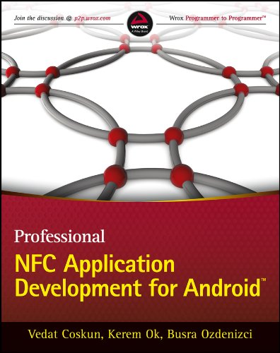 Download Professional NFC Application Development for Android Pdf