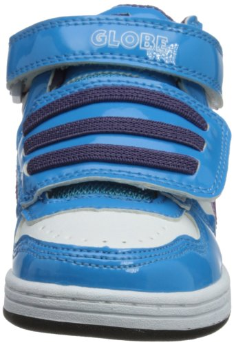 Globe Superfly Velcro - Zapatillas deportivas de sintético infantil - Hawaiian/White