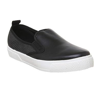 3d5cfab45429 Office Kicker Slip On Shoes  Amazon.co.uk  Shoes   Bags