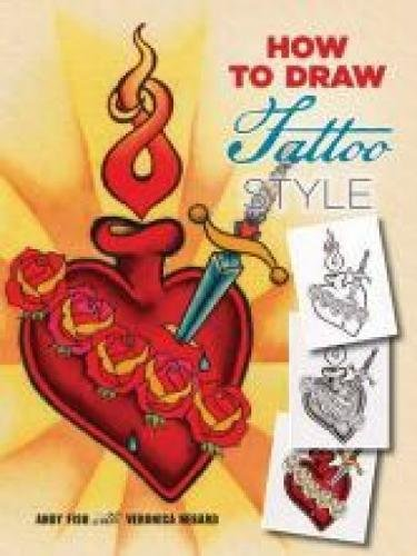 Tattoo Old Flash School (How to Draw Tattoo Style)