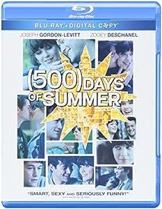 (500) Days of Summer [Blu-ray] [Blu-ray]