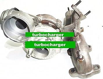 Turbocompresor GOWE para turbocompresor/Turbo completo para Audi A3 Seat Leon Skoda Octavia I 1,9 TDi GT1749V 720855/Garrett 716216/712078/038253016F: ...