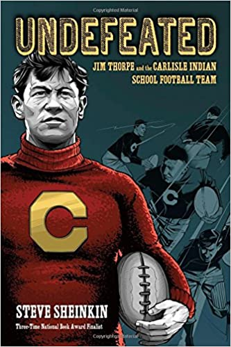 Image result for Undefeated : astonishing rise of Jim Thorpe and the Carlisle Indians football team