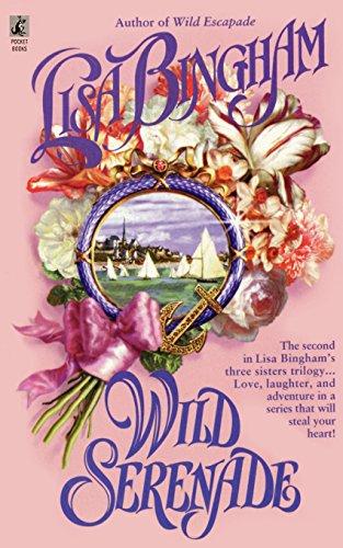 book cover of Wild Serenade