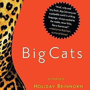 Big Cats Audiobook