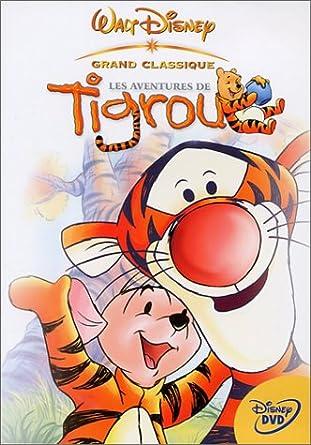 les aventures de tigrou et de winnie lourson