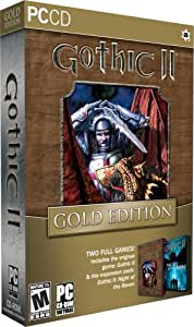 Gothic II Gold Edition (Gothic II and Night of the Raven Expansion)
