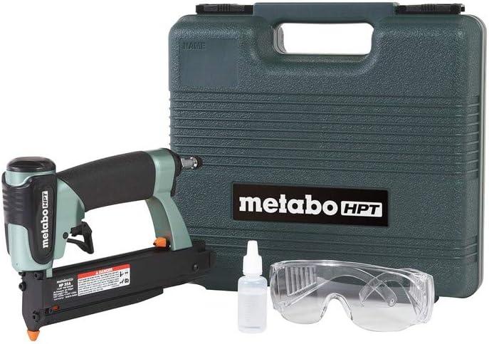 """Metabo HPT Pin Nailer Kit, 23 Gauge, Pin Nails - 5/8"""" to 1-3/8"""""""