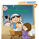 Christmas/Easter Flip-Over Book (Little Bible Heroes™)