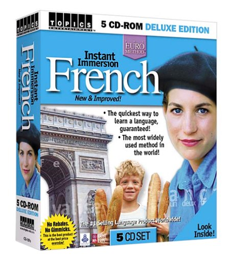 Instant Immersion French v1.0 [Old Version]