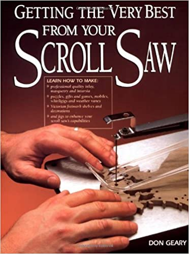 Book Getting the Very Best from Your Scroll Saw
