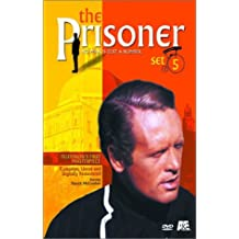 The Prisoner - Set 5: The Girl Who Was Death/Once Upon a Time/Fall Out