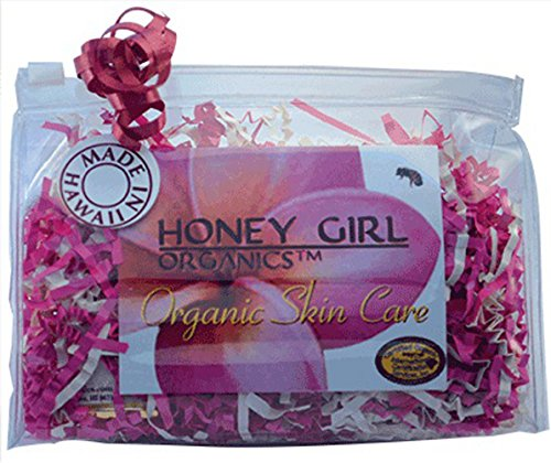 Honey Girl Organics Gift Pouch, 2.85 Fluid Ounce