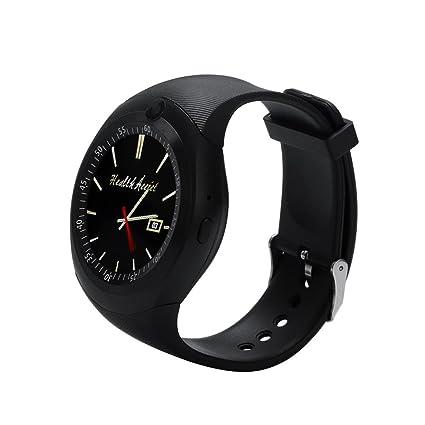 Amazon.com: SUKEQ 2018 Bluetooth Smart Watch with Camera ...