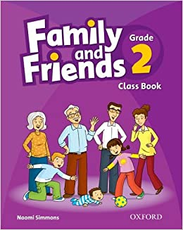 Family And Friends Book 2