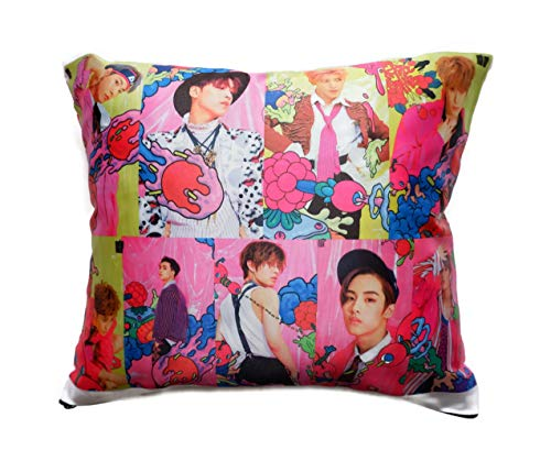 SV Best NCT 127 Boy Band Kpop Pillowcase Home Decor (#001)