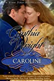 Front cover for the book Caroline by Cynthia Wright