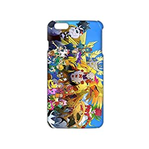 WWAN 2015 New Arrival new digimon adventure 3D Phone Case for iphone 6
