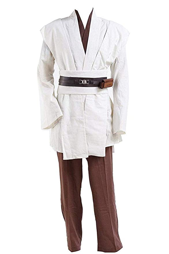 Amazon.com: Fancycosplay Jedi - Disfraz para hombre, traje ...