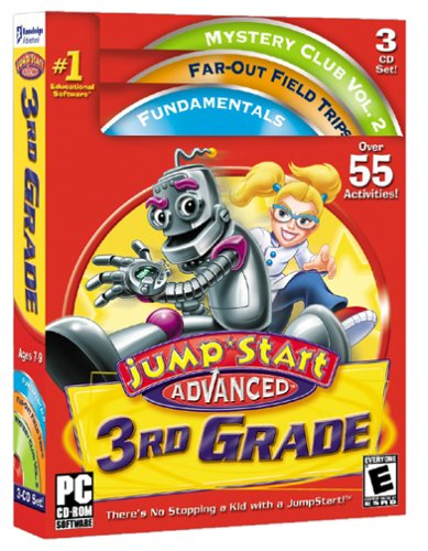 JumpStart Advanced 3rd Grade VERSION