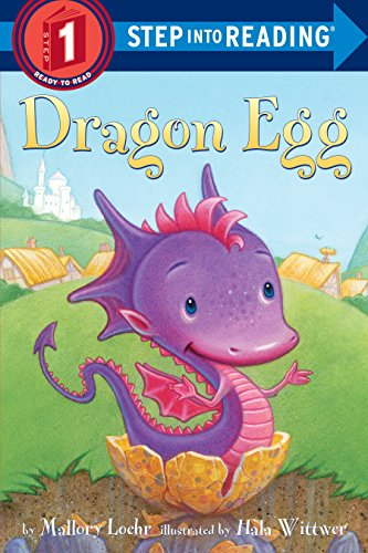 - Dragon Egg (Step into Reading)