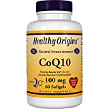 Natural (trans-isomer) Coq10 100 Milligrams 60 Sgels For Sale
