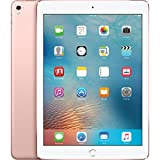 Apple iPad Pro (32GB, Wi-Fi + Cellular, Rose) 9.7' Tablet (Certified Refurbished)