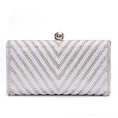 Minicastle Evening Bags Clutch Bag For Wedding And Party Women Crystal Handbag