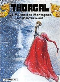 Thorgal, tome 15 : Le Maître des Montagnes par Van Hamme