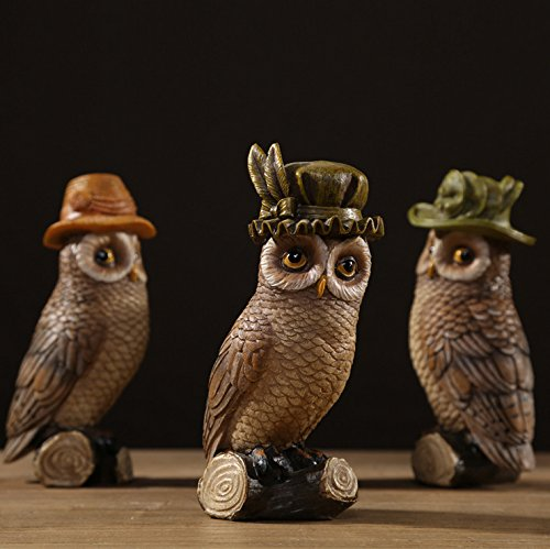 Duovlo Wise Owls Three