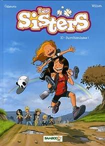 Les Sisters, tome 10 : Survitaminées ! par Cazenove