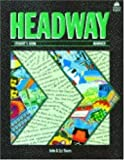 Headway, John Soars and Liz Soars, 0194335631