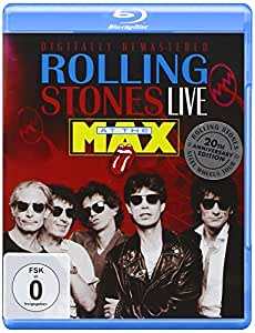 THE ROLLING STONES - LIVE AT THE MAX [Blu-ray]